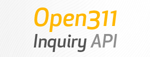 Open311 Inquiry API